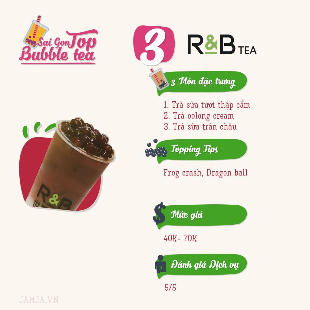 menu R&B