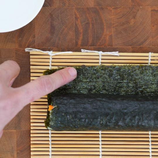 cách làm cơm cuộn đơn giản tại nhà-6
