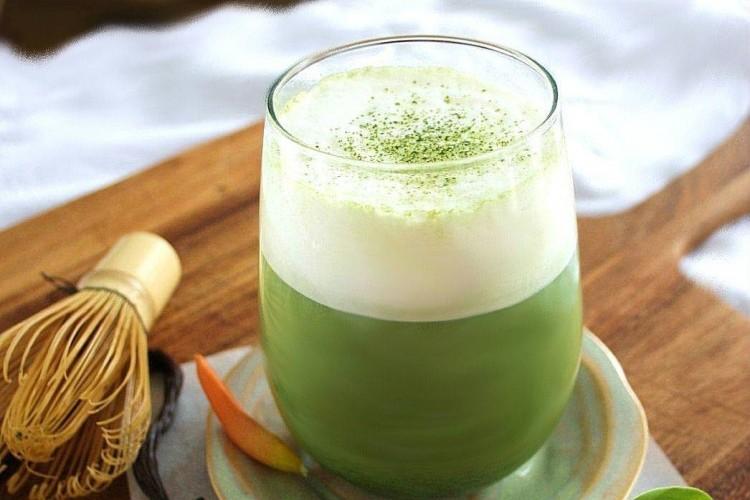 Cách làm trà sữa thái xanh thơm ngon dễ làm tại nhà-7