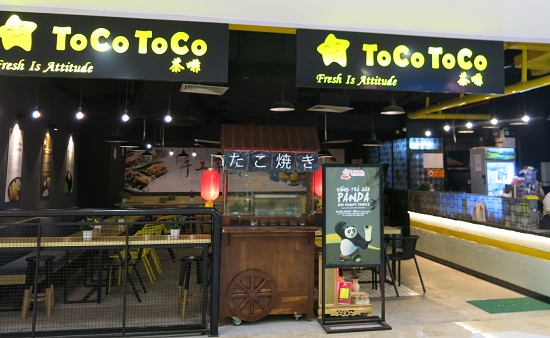 cửa hàng tocotoco