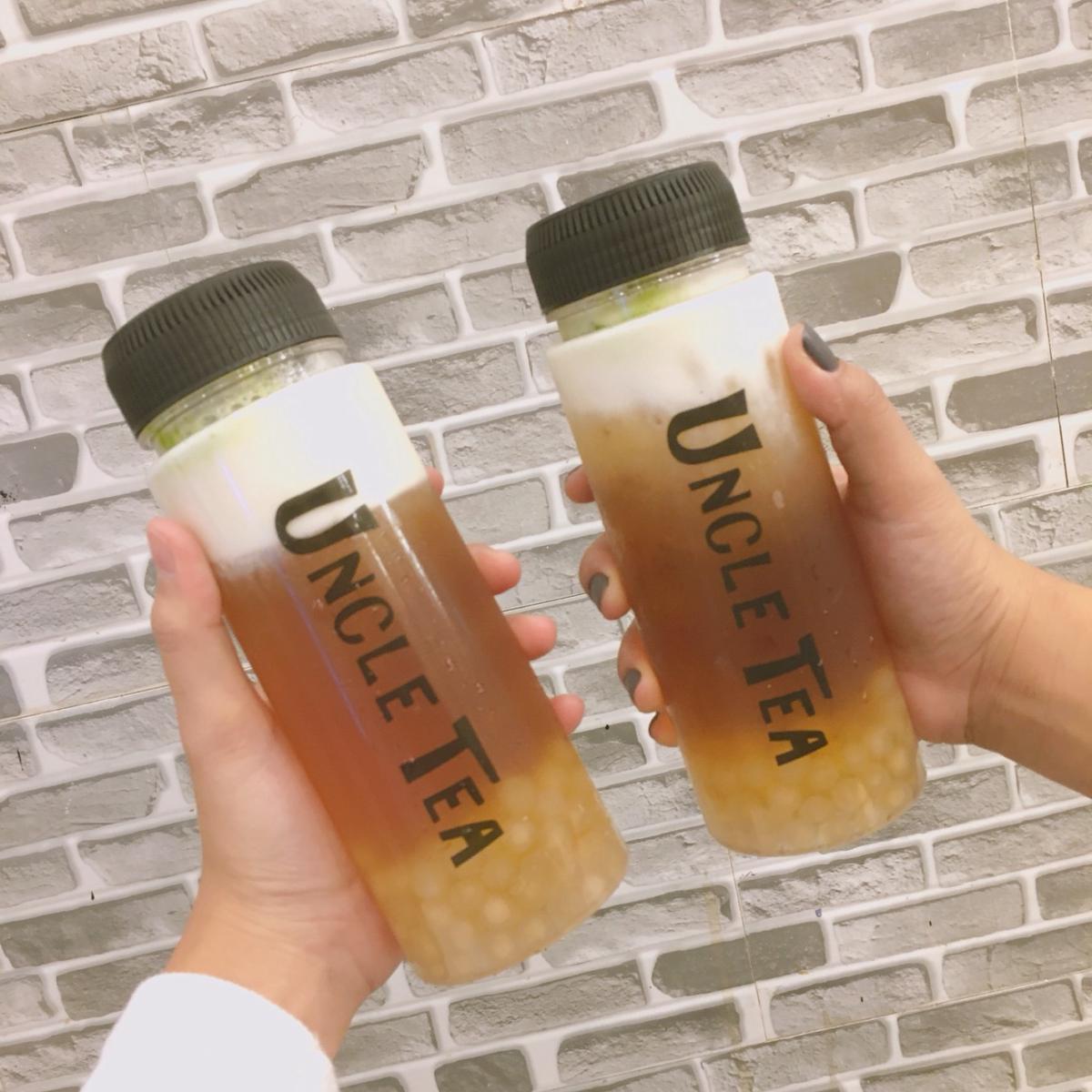 trà sữa uncle tea được yêu thích