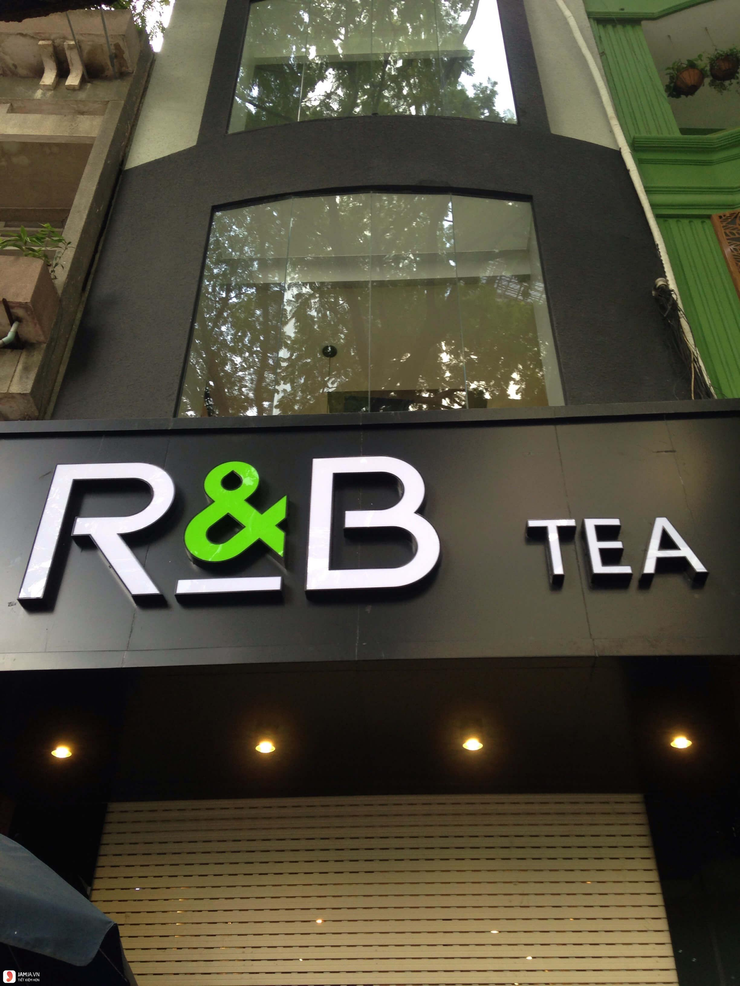 cửa hàng R&B