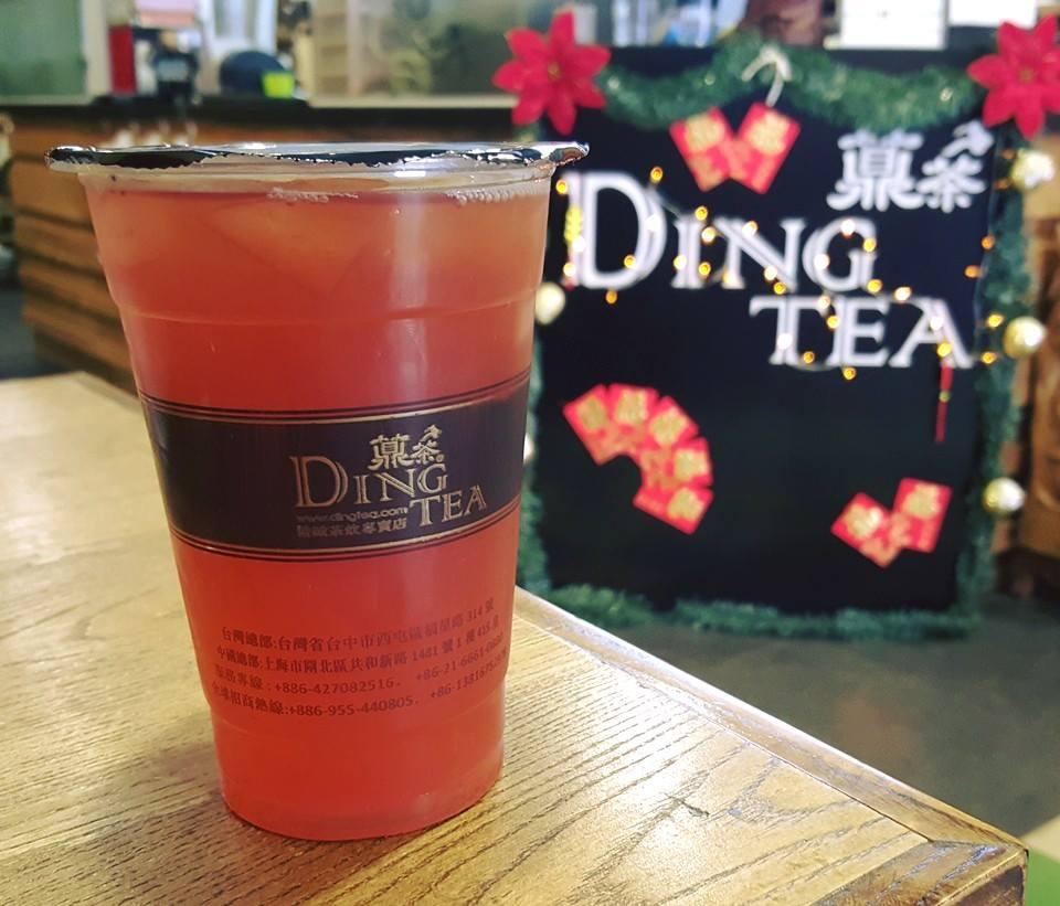 Trà sữa Ding Tea vị nào ngon nhất 2