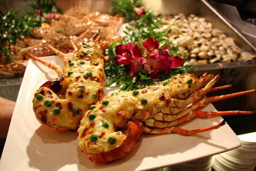 Nhà hàng Sen hồ tây