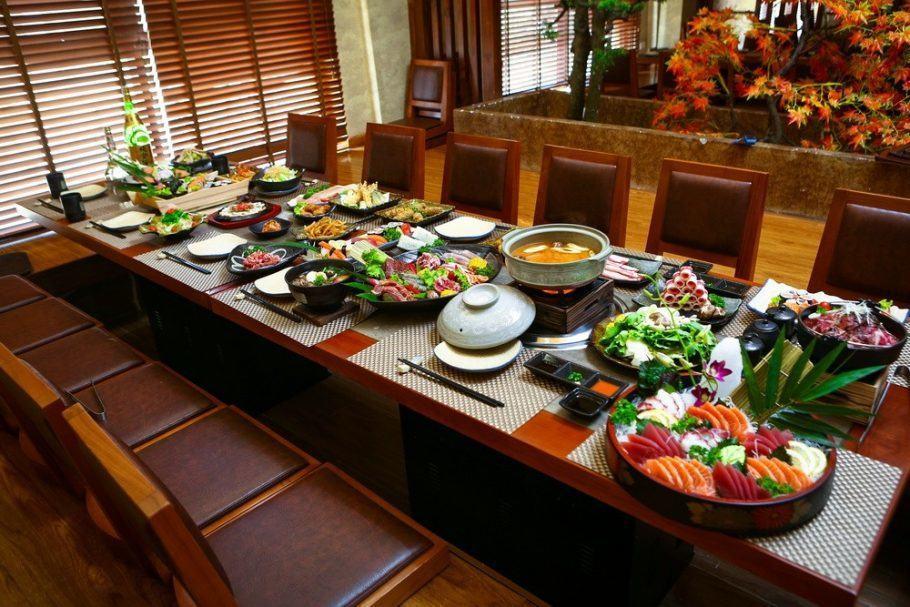 Sashimi BBQ Garden 1