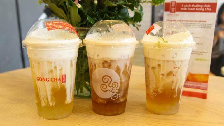 Trà sữa Gongcha vị nào ngon nhất