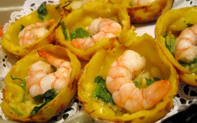 bánh khọt hoàng hoa thám-quán ăn ngon ở Phú Nhuận