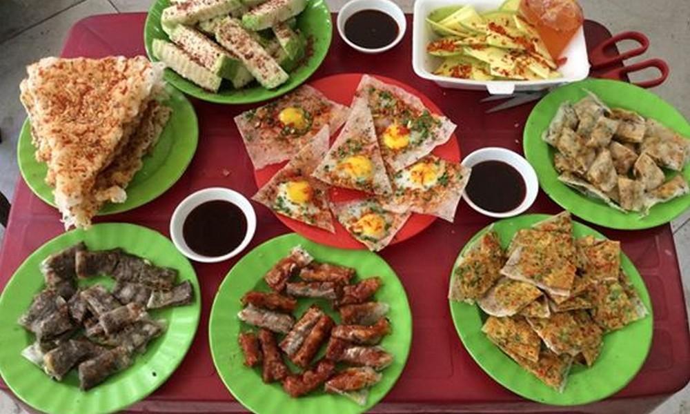 Thưởng thức ẩm thực tại gia với cách làm bánh tráng kẹp Đà Nẵng