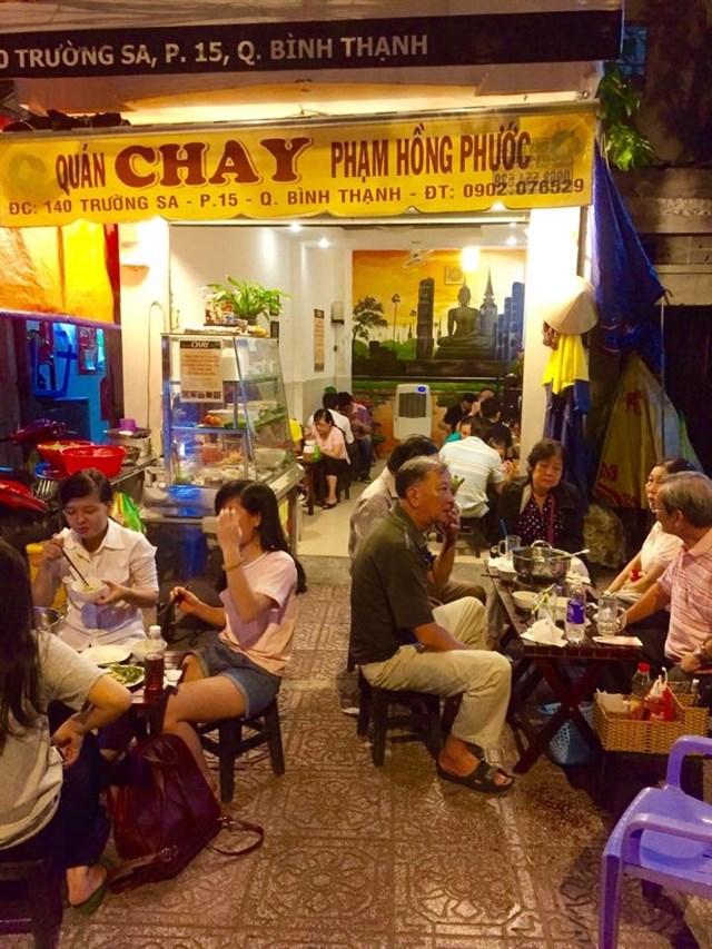 Bếp chay Phạm Hồng Phước 1
