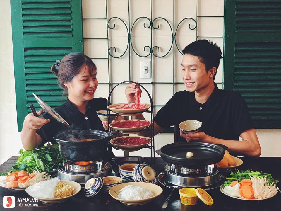 Hải Sư - Cơm Niêu Singapore menu