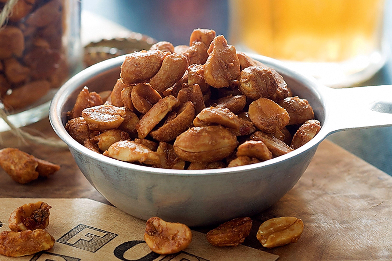 Cách làm đậu phộng rang muối ớt
