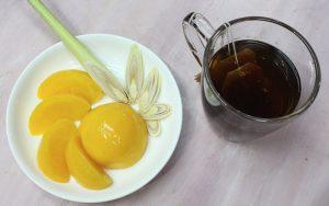 cách làm trà đào cam sả-6