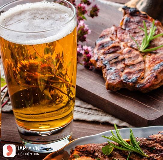 Quán ăn ngon ở thủ đức - nướng và bia đạo mập