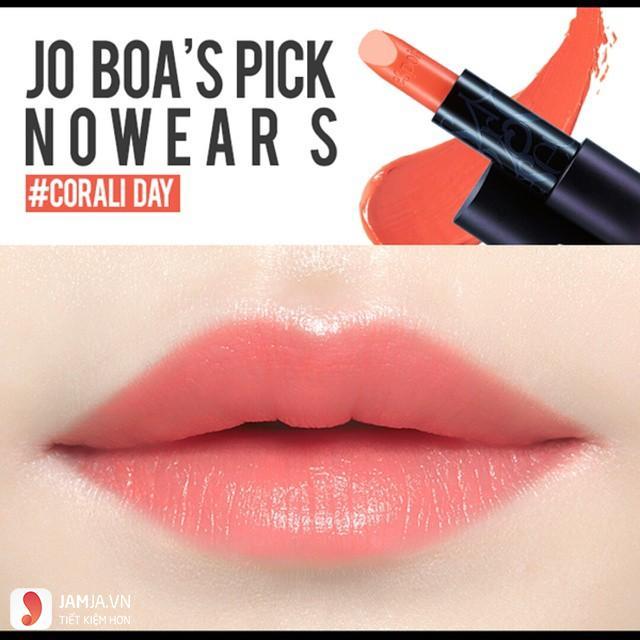 Espoir Lipstick Nowear Corali Day