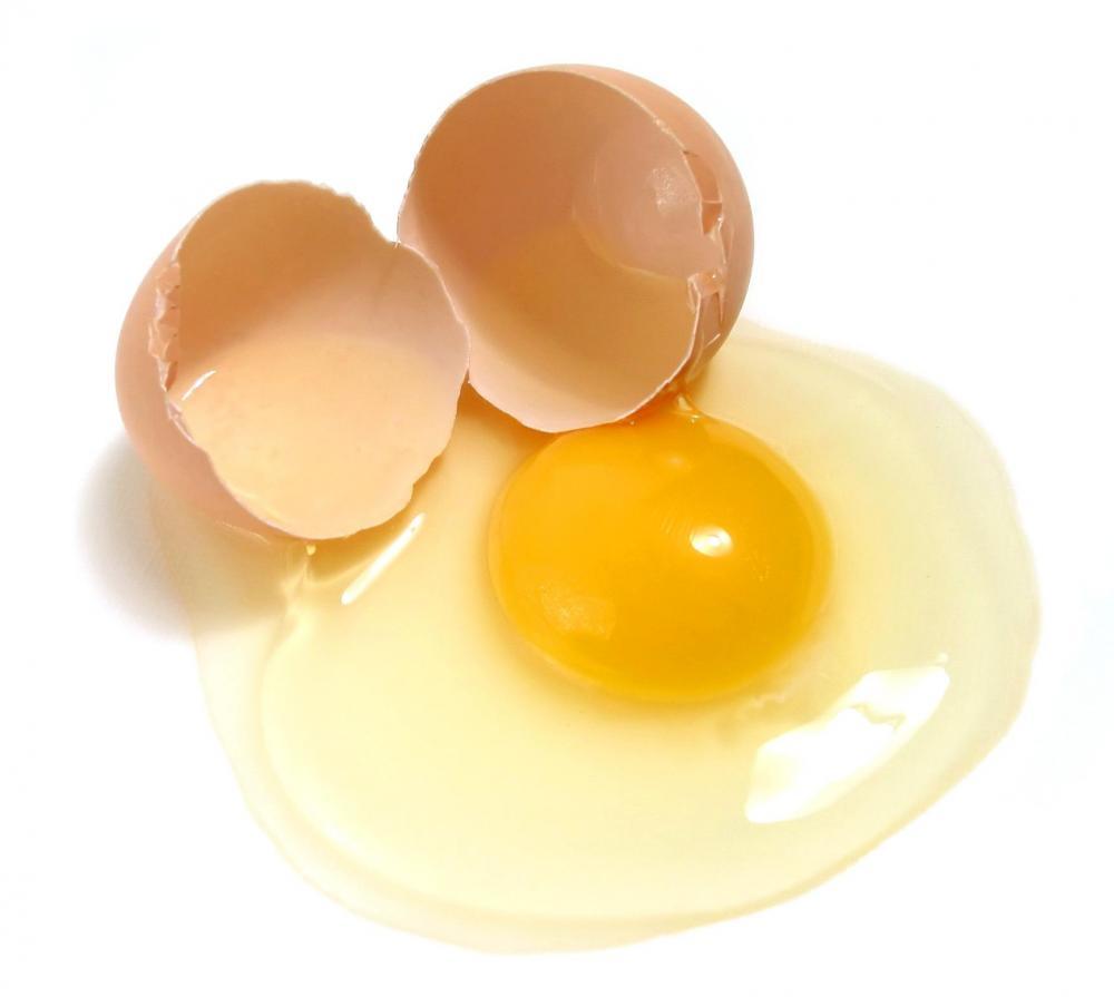 ăn lòng trắng trứng gà có tác dụng gì