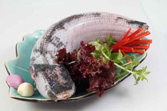 cách làm cá lóc hấp bầu cuốn bánh tráng-2