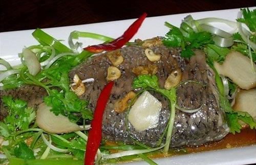 cá rô phi hấp xì dầu-1