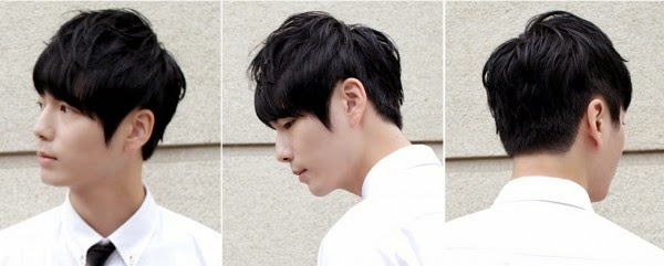 Kiểu tóc Dandy cut