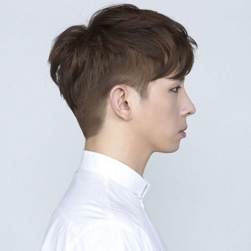 Kiểu tóc Two Block Hàn Quốc