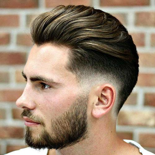 Kiểu tóc undercut thịnh hành