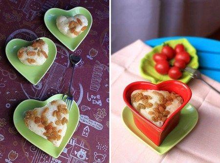 các loại bánh dễ làm từ bột mì-bánh bao nho khô-2