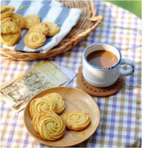 các loại bánh dễ làm từ bột mì-bánh quy bơ-2