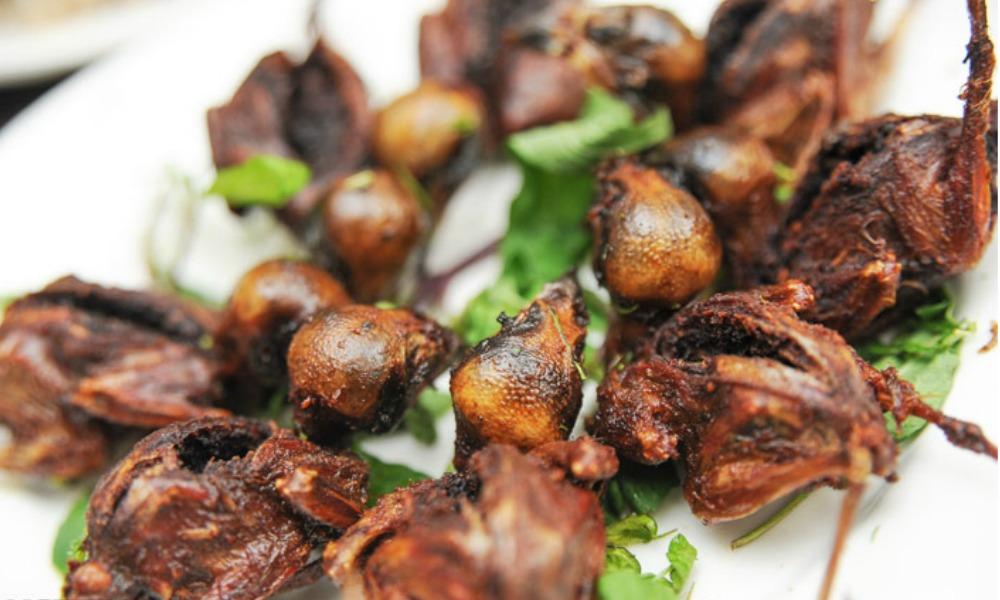 cách chế biến thịt cò ngon