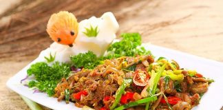 cách chế biến thịt thỏ ngon nhất