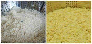 Cách hầm bồ câu ngài cứu, gạo nếp và đỗ xanh-1