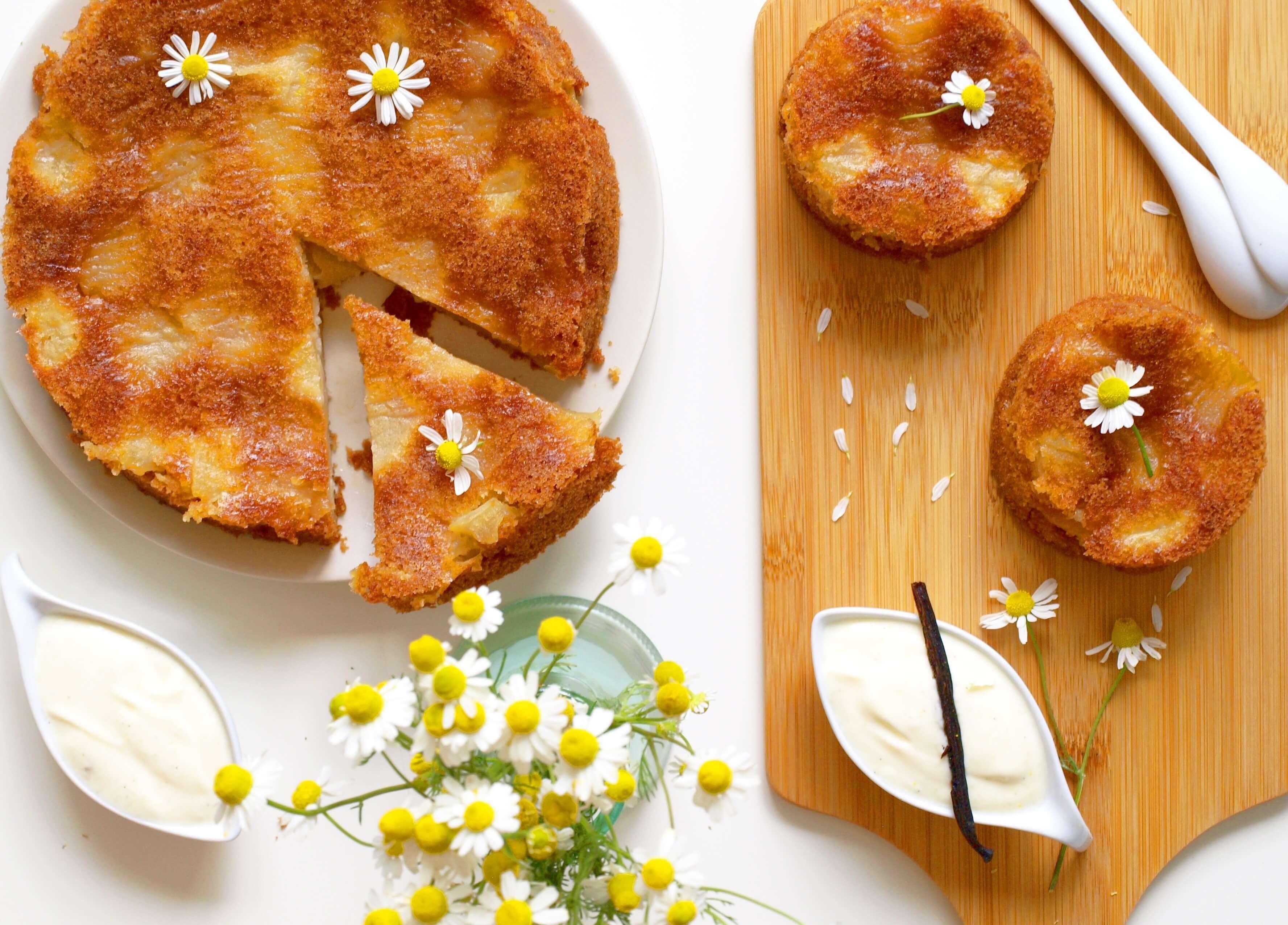 cách làm bánh từ bột mì không cần lò nướng