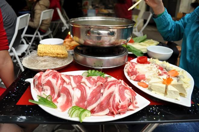 Cách nấu lẩu bò Sài Gòn 2