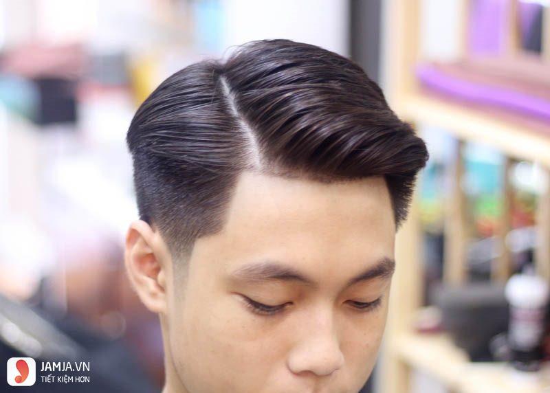Kiểu tócSide Quiff