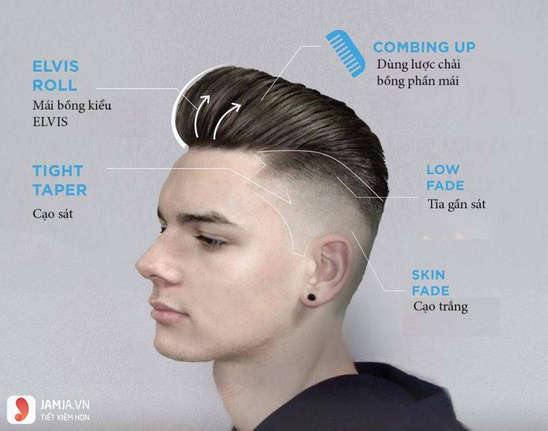 Các kiểu tóc nam đẹp năm 2018 4