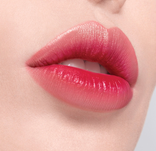 cách tô son lòng môi