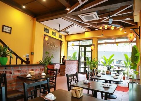 Nhà hàng vị Quảng - quán lẩu riêu cua bắp bò ngon ở Hà Nội - 11