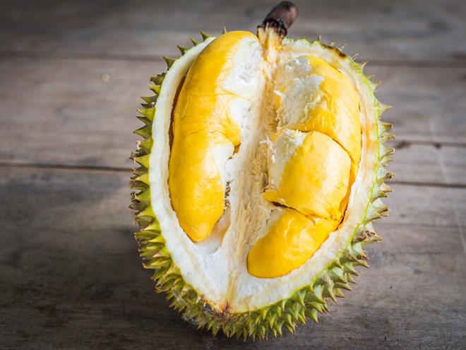 sầu riêng không nên ăn vào buổi tối