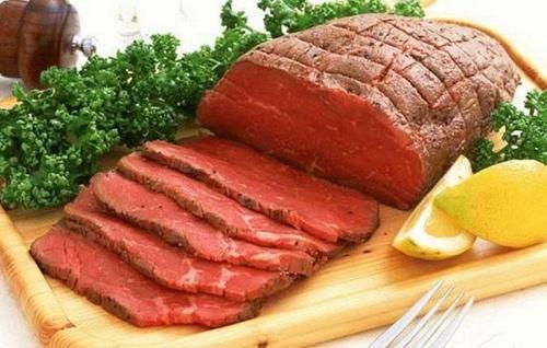 Các món chế biến từ thịt trâu 5