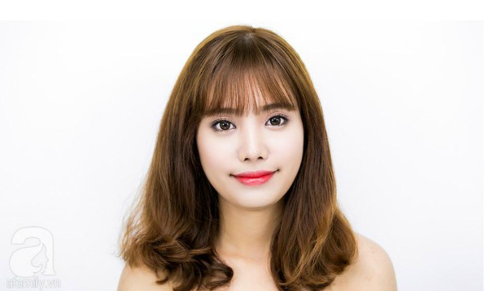 Cách giữ nếp tóc uốn cúp