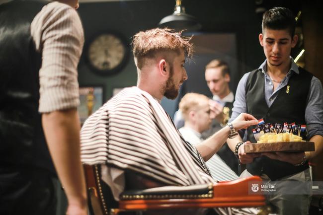 Tiệm cắt tóc Duy Minh – Phạm Ngọc Thạch