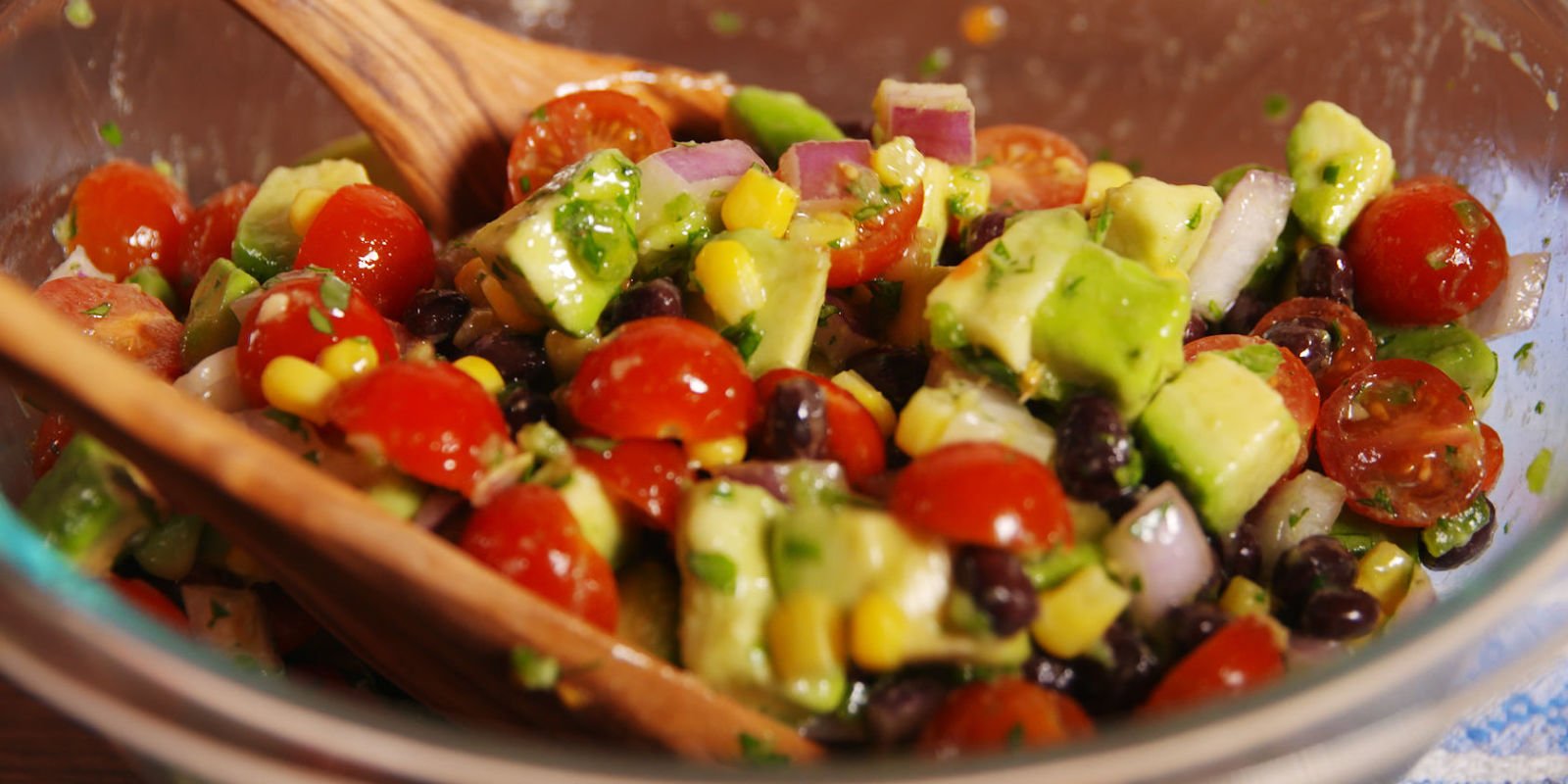 Cách làm nước sốt trộn salad