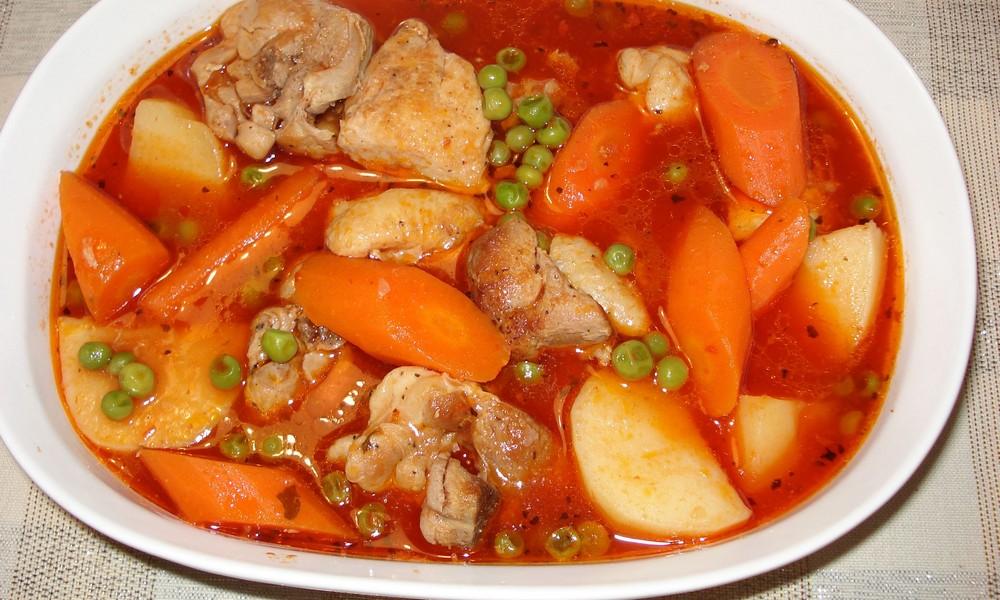 cách nấu cari thịt heo