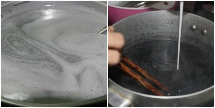 Cách nấu chè vừng đen cho bà bầu - 3