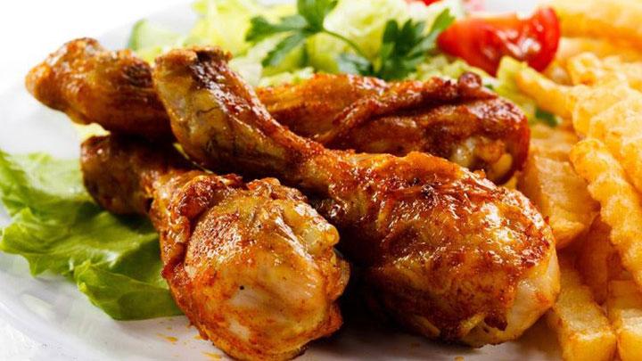 Cách nấu gà rôti ngũ vị hương kiểu Ấn Độ-3