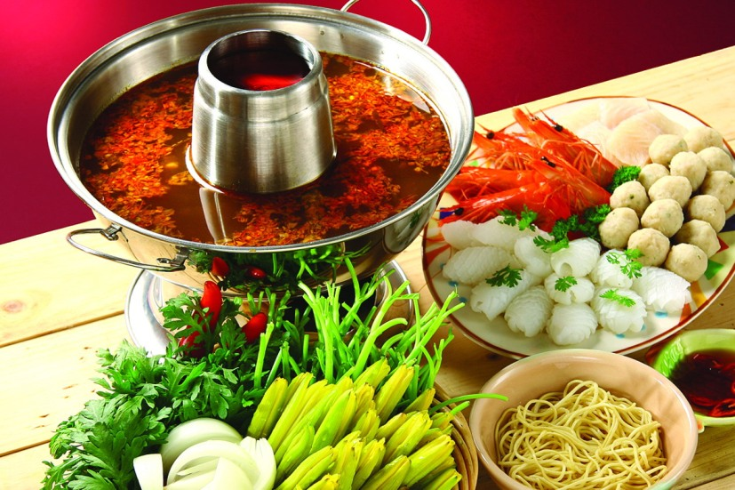 cách nấu lẩu Thái bằng gói gia vị 3