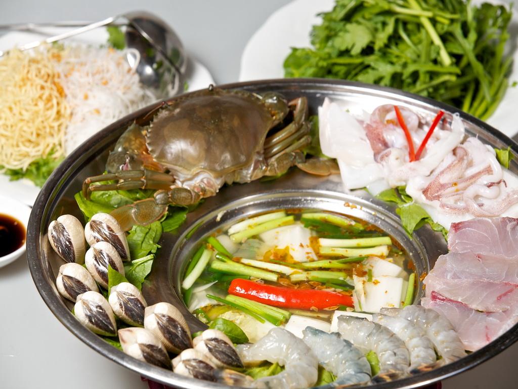 cách nấu lẩu Thái bằng gói gia vị 5