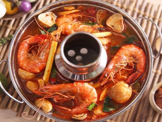 cách nấu lẩu Thái bằng gói gia vị 8