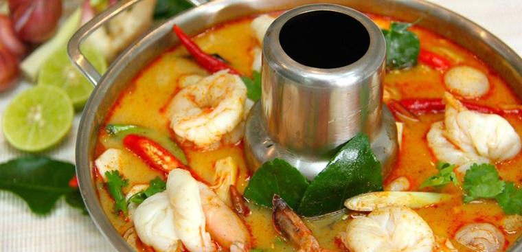 cách nấu lẩu Thái bằng gói gia vị 7