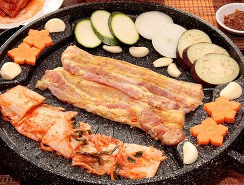 cách ướp thịt ba chỉ nướng kiểu Hàn Quốc-1