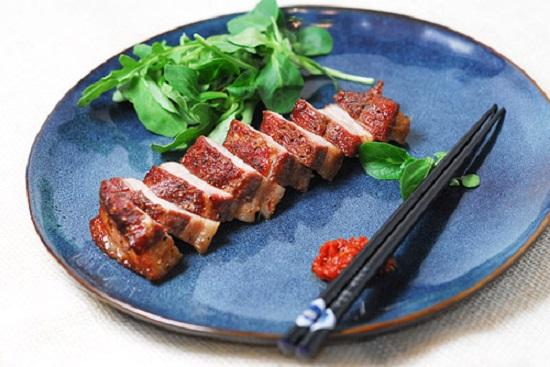 cách ướp thịt ba chỉ nướng kiểu Hàn Quốc-6