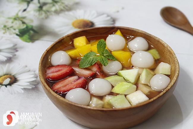 Chè hoa quả